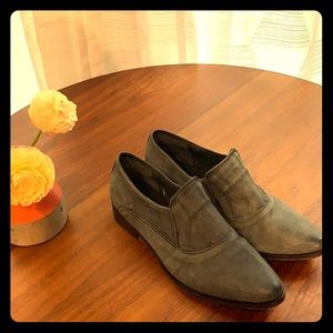 Free People Oxford Shoes Sz 40